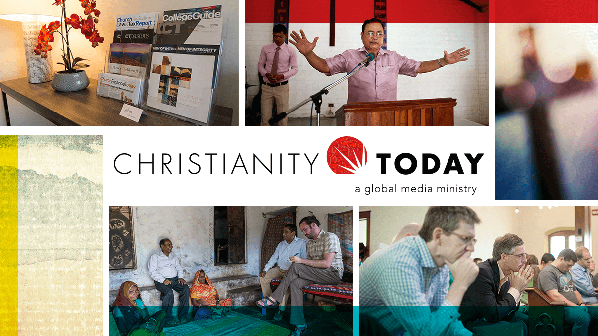 Mark Galli Announces Retirement as Editor in Chief of Christianity Today